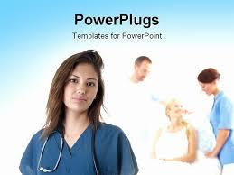 Free Nursing Powerpoint Template Wilkesworks