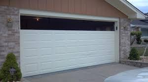 garage door replacement panels for cozy steel doors install repair replace regarding 9