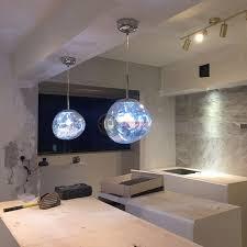 tom dixon melt pendant led chandelier melt ceiling light pendant lamp lighting