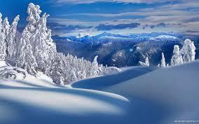 9764 Beautiful Snow Scenes Wallpaper