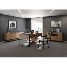 white office credenza. Contemporary Office Credenza. Credenza; Bdi Corridor Natural White Oak Modern Furniture . Credenza