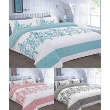 owls printed duvet cover bedding set single double king super king