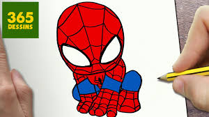 Spiderman Dessin Facile Couleur L