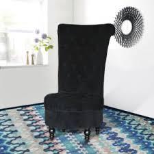 velvet accent chair. HomCom Tufted High Back Velvet Accent Chair Y