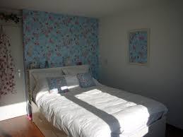 Behang Voor Slaapkamer Mooie Voorbeelden Blauw Groen Behangpapier