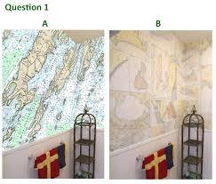 Nautical Chart Wall Mural Nautical Chart Wallpaper Type 2 Wallpaper Combine Nautical
