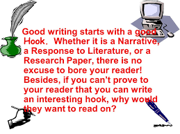 how to write a good hook in an essay how to write a good hook in an essay