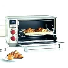 wolf gourmet toaster oven 4 slice review uk