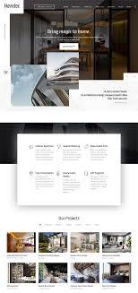 furniture design websites 60 interior. hender interior design agency wordpress theme furniture websites 60 w