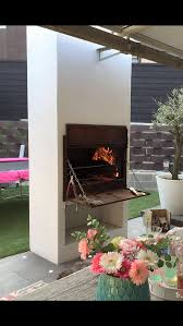 Kitchen Fireplace For Cooking Braaimaster Outdoor Kitchen And Fireplace Bigfire