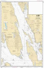 Lynn Canal Icy Strait To Point Sherman Marine Chart