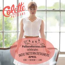 Indie Sewing Patterns Enchanting Winners Of The Colette Patterns Indie Contest 484848 PatternReview