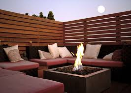 Modern Fire Pit Propane » Design And IdeasModern Fire Pit