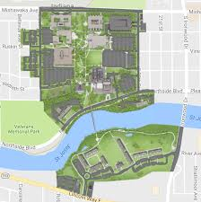 Maps About Indiana University South Bend