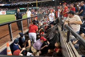 Shooting outside Nationals Park: Three ...