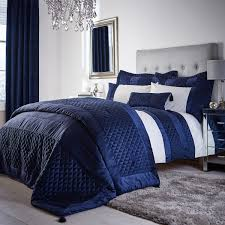 king size duvet cover classic velvet navy tap to expand