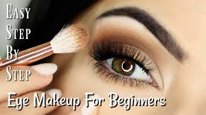 beginner eye makeup tips tricks step
