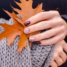 Fall Nail Designs 2018 Nail Designs Fall Youre Sure To Love These Salon Iris
