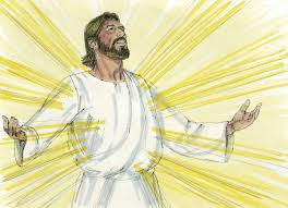 Image result for transfiguration of jesus