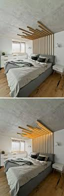 bed lighting ideas. interior architect indre sunklodiene of inarch in vilnius lithuania decorative wood feature piece above the bed includes lighting ideas b