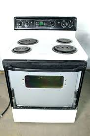 ge glass top stove replacement glass top stove self cleaning