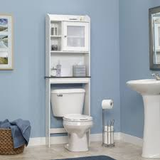 Space Saving Cabinet Bathroom Brilliant Over The Toilet Etagere For The Best Storage
