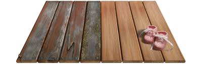 faux wood decking. Contemporary Wood Composite Decking Is Safer Woodvsfiberonsafe Throughout Faux Wood Decking A