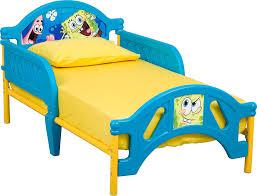Spongebob Bedroom Furniture Amazoncom Nickelodeon Sponge Bob Toddler Bed Toys Games