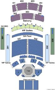 The Joint At Hard Rock Hotel Casino Tickets And The Joint
