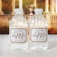 wedding bottle label bottled water labels 30 wedding water bottle labels