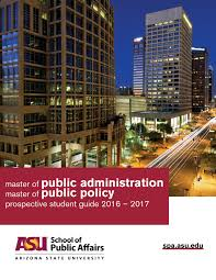 graduate programs school of public affairs the mpa mpp prospective student guide