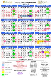 Calendar 2015 June July District News 2015 16 School Year Calendar