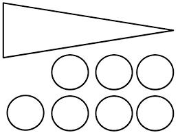 Template Of A Snowman Snowman Pattern Template