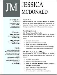 Free Resume Sample Templates Modern Template 3 Examples For Retail