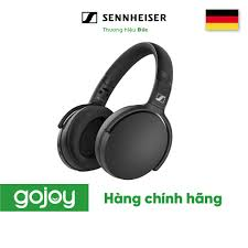 Tai nghe Chụp tai Bluetooth 5.0 ,Smart Control ,Pin Khỏe SENNHEISER HD  350BT - Bảo hành chính hãng 24 tháng tại TP. Hồ Chí Minh