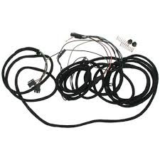 alloy metal products 68tlc mustang tail light wiring cpe cv 68 cj pony parts at Alloy Metals Wiring Harness