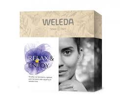 <b>Подарочный набор Relax</b> & enjoy <b>Weleda</b> — купить в Москве в ...