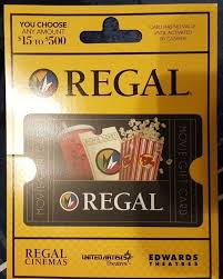 regal gift card 15 1 of 1 see more