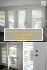 french doors with shutters. Home Window Treatment Ideas: French Door Shutters - Interiors By The Sewing Room Doors With
