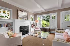 mushroom paint colornice color for living room Sherwin Williams Sanderling SW 7513