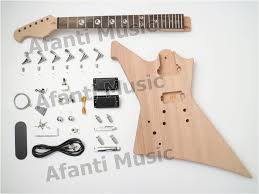 flying v diy guitar kit afanti ficial small orders line hot ing and