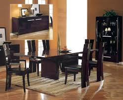 Contemporary Dining Room Tables - Dining room furnishings