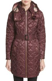 Burberry Baughton Quilted Coat | Nordstrom & Main Image - Burberry Baughton Quilted Coat Adamdwight.com