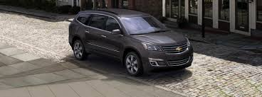 Comparison - Chevrolet Traverse SUV 2015 - vs - Chevrolet ...