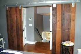 inside sliding barn doors interior sliding barn door hardware inside barn doors