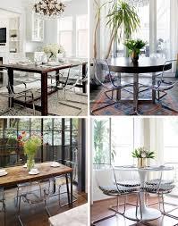 incredible acrylic dining chairs ikea ikeas tobias room sarah keller