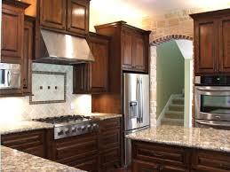 kitchen backsplash cherry cabinets black counter. Tile Backsplash Cherry Cabinets Elegant Fair 90 Kitchen Black Counter Design H