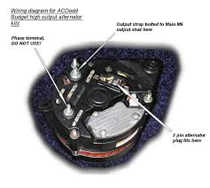 lucas 3 pin alternator wiring diagram lucas image lucas alternator wiring sense check lucas auto wiring diagram on lucas 3 pin alternator wiring diagram