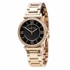 michael kors watches for men michael kors men michael kors catlin black crystal pave dial rose gold steel ladies watch mk3356