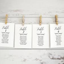 036 Template Ideas Seating Chart Wedding Plan Printable